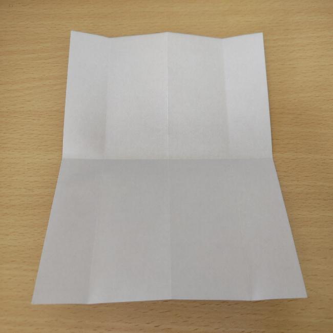 扇子の折り紙 折り方・作り方 (6)
