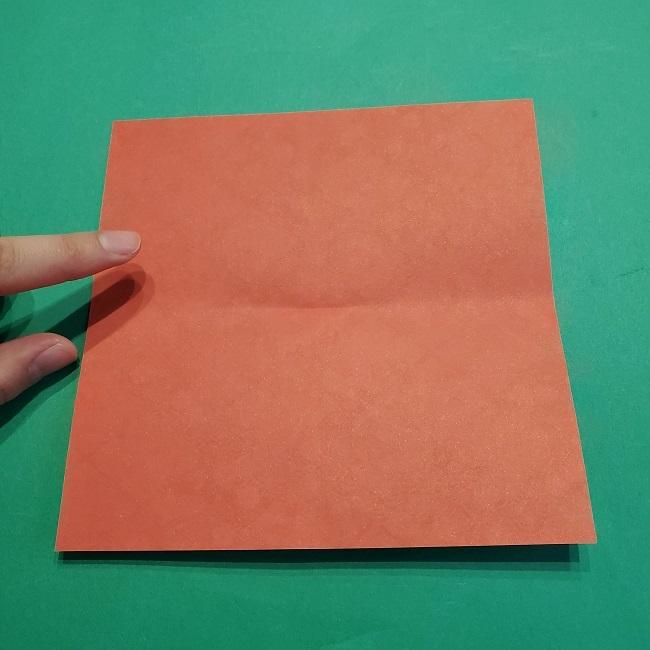 折り紙【1月の壁掛けフレーム】の作り方 (3)