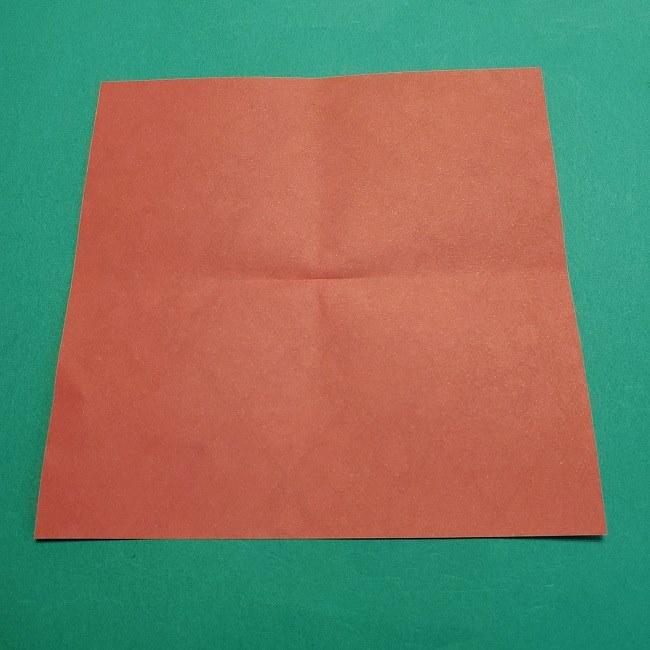折り紙【1月の壁掛けフレーム】の作り方 (4)