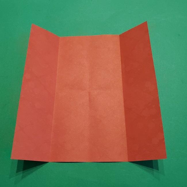折り紙【1月の壁掛けフレーム】の作り方 (6)