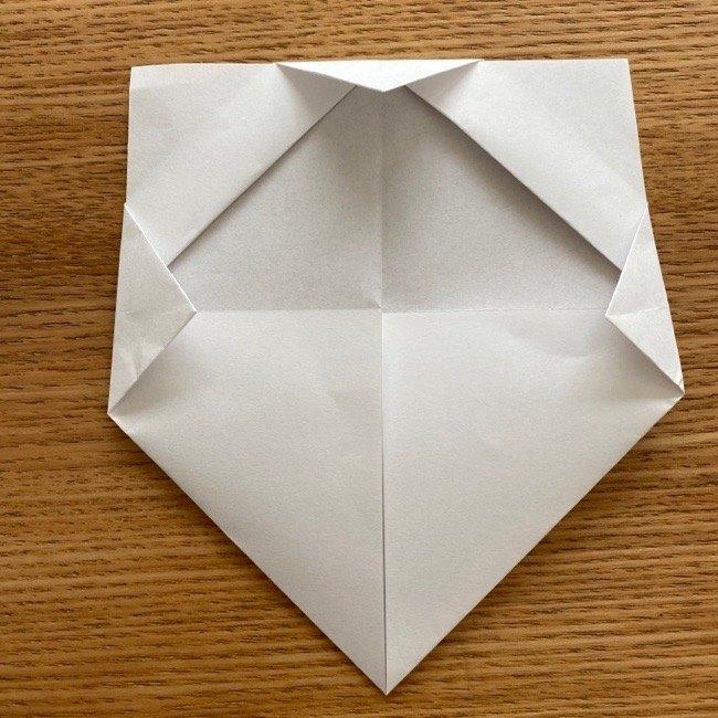 折り紙でつくる猫のひな祭りの作り方・折り方 (10)