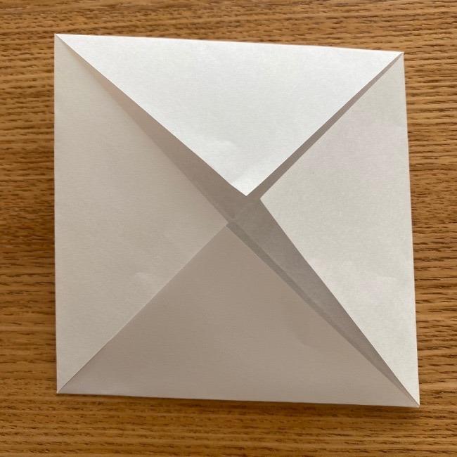折り紙でつくる猫のひな祭りの作り方・折り方 (5)