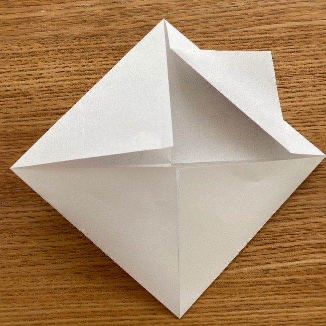 折り紙でつくる猫のひな祭りの作り方・折り方 (6)