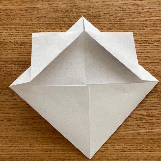 折り紙でつくる猫のひな祭りの作り方・折り方 (7)