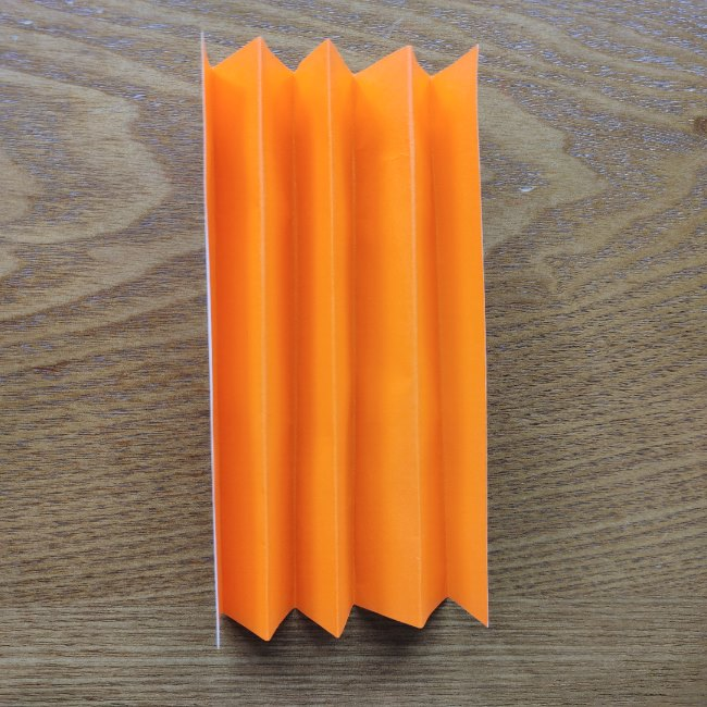 折り紙でハートをつなげる方法 (2)