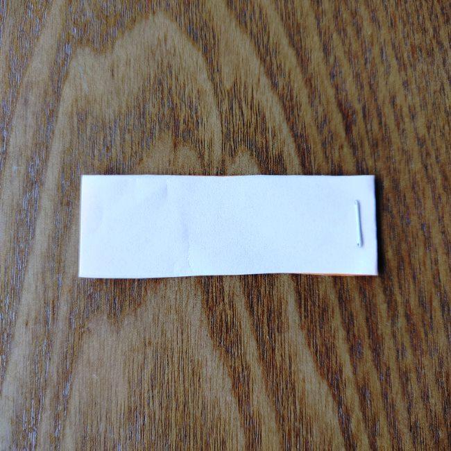折り紙でハートをつなげる方法 (5)