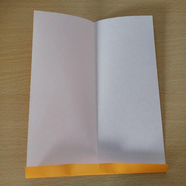 折り紙の『風船(ハート型)』の作り方 (2)