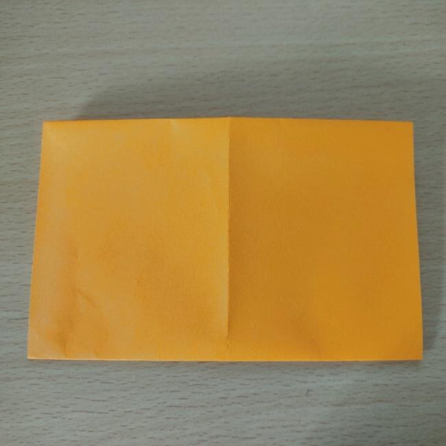 折り紙の『風船(ハート型)』の作り方 (3)