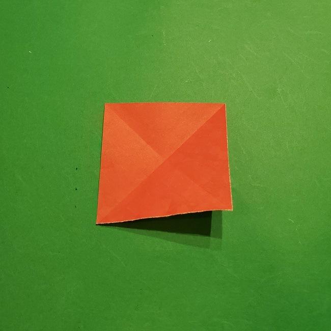 折り紙のくす玉(お正月)折り方・作り方 (3)
