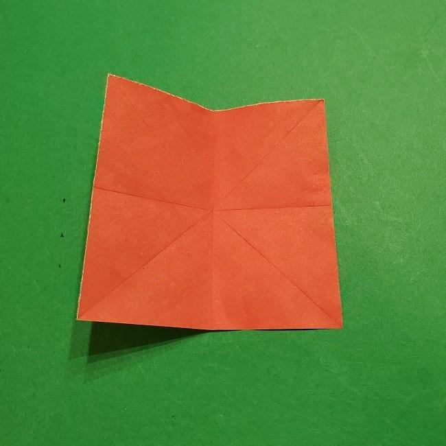 折り紙のくす玉(お正月)折り方・作り方 (5)