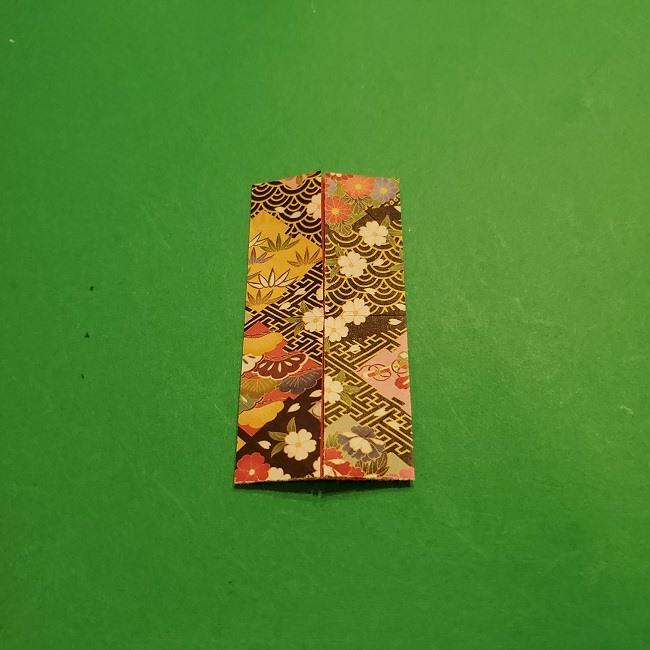 折り紙のくす玉(お正月)折り方・作り方 (9)