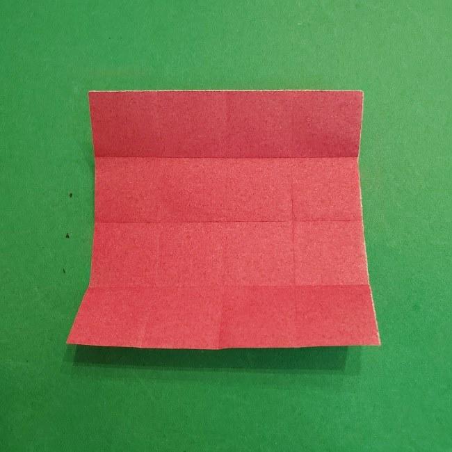 折り紙のくす玉(ハート・ミニサイズ)作り方 (5)