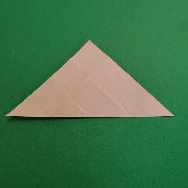 折り紙のくす玉(ハート・ミニサイズ)作り方 (6)