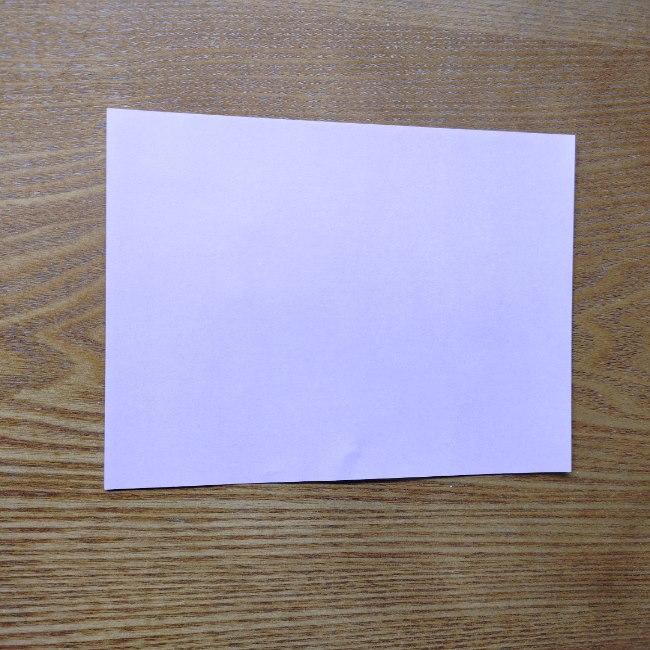折り紙のハート(二色)*必要なもの