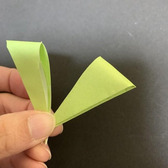 折り紙のプレゼントボックス(平面):折り方作り方 (13)
