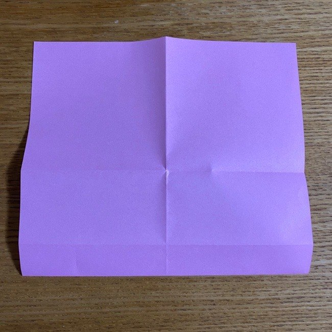折り紙の腕時計(ハート型)の折り方・作り方 (7)