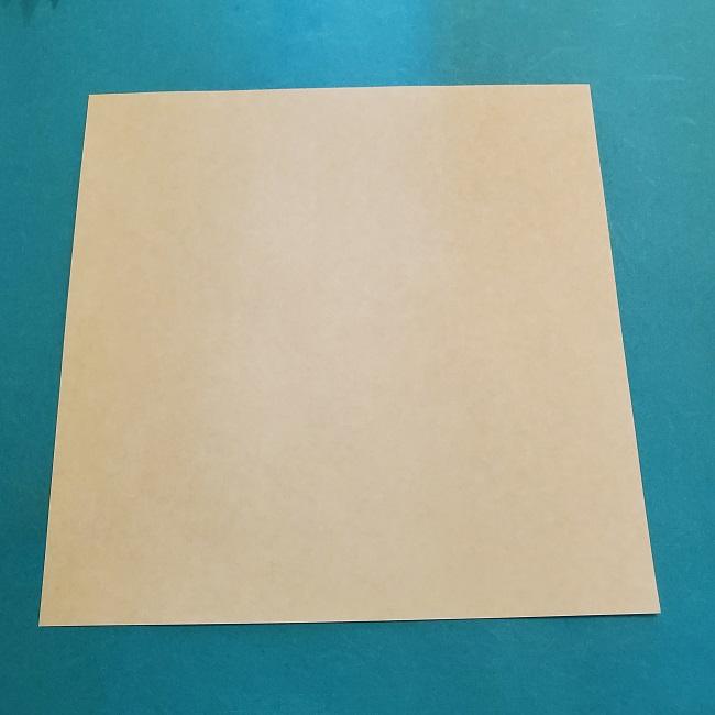 松竹梅【梅】の折り紙は正月飾りにも使える!折り方・作り方 (1)