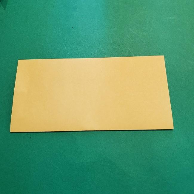 松竹梅【梅】の折り紙は正月飾りにも使える!折り方・作り方 (2)