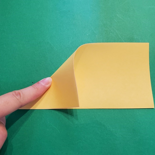 松竹梅【梅】の折り紙は正月飾りにも使える!折り方・作り方 (3)