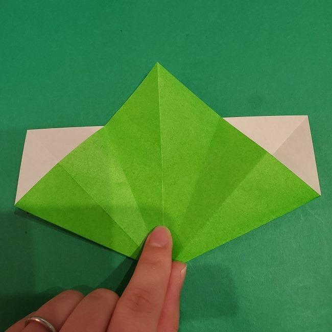 松竹梅の折り紙【松】の折り方・作り方は簡単♪ (11)