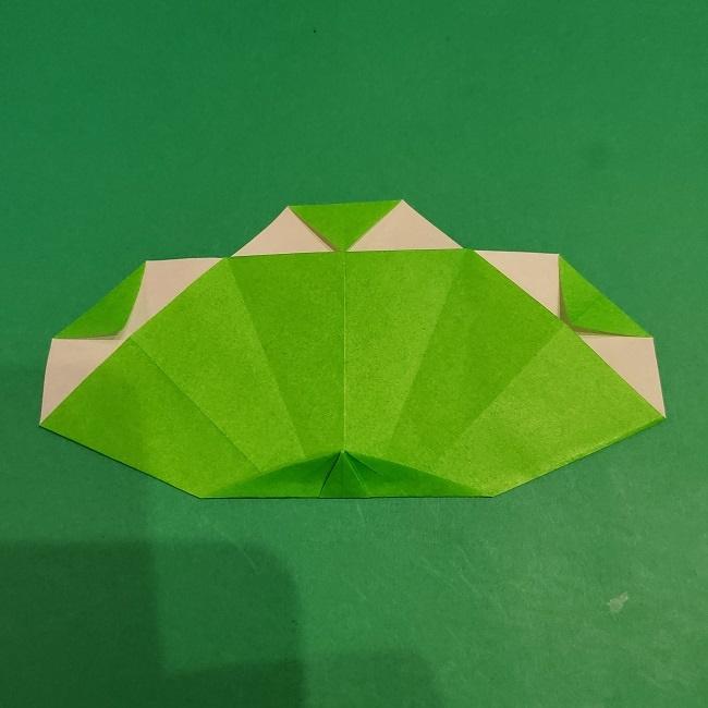 松竹梅の折り紙【松】の折り方・作り方は簡単♪ (16)
