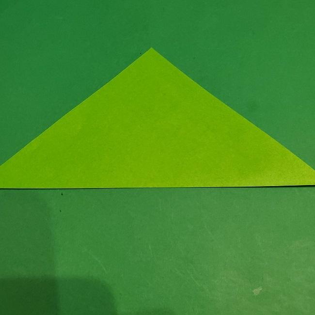 松竹梅の折り紙【松】の折り方・作り方は簡単♪ (2)
