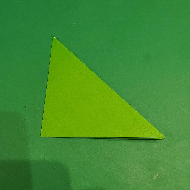 松竹梅の折り紙【松】の折り方・作り方は簡単♪ (3)