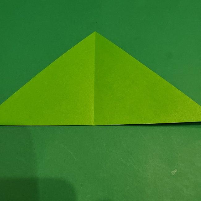 松竹梅の折り紙【松】の折り方・作り方は簡単♪ (4)