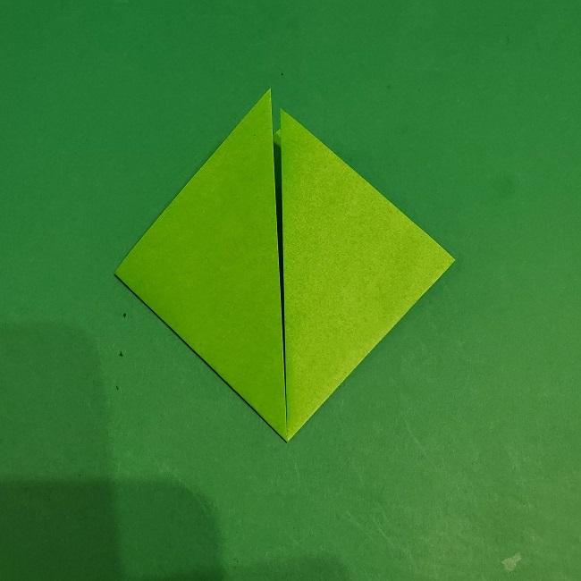 松竹梅の折り紙【松】の折り方・作り方は簡単♪ (5)