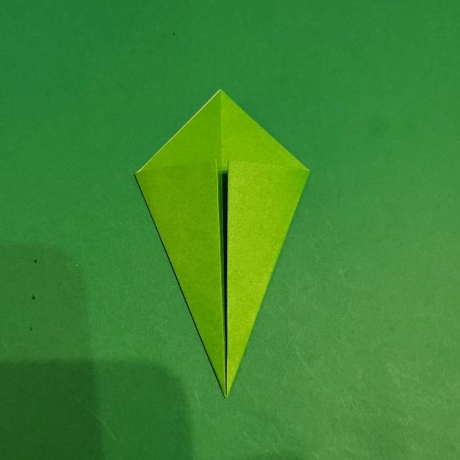 松竹梅の折り紙【松】の折り方・作り方は簡単♪ (7)