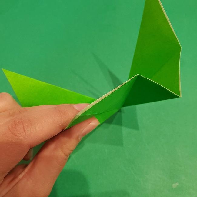 松竹梅の折り紙【松】の折り方・作り方は簡単♪ (8)