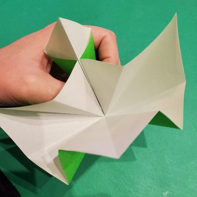 松竹梅の折り紙【松】の折り方・作り方は簡単♪ (9)