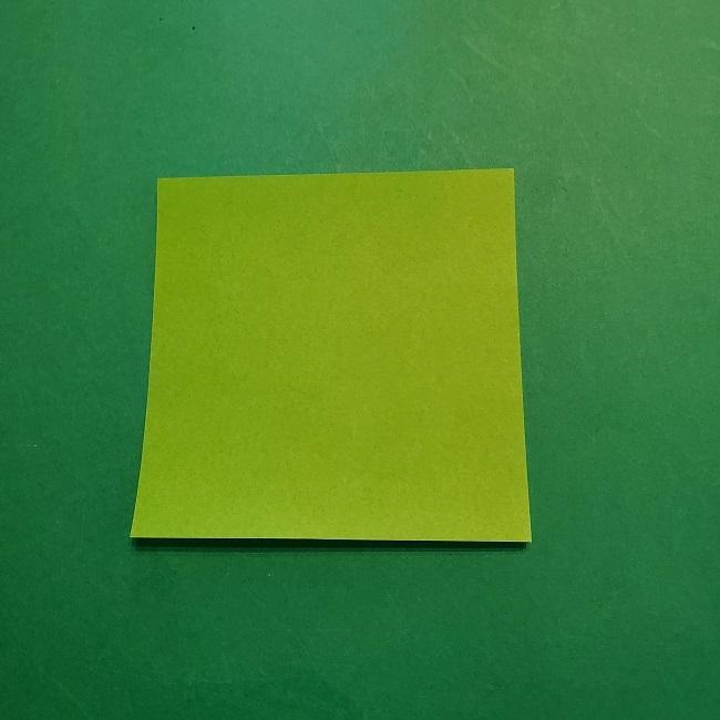 梅の花【つぼみ】の折り紙*折り方 (15)