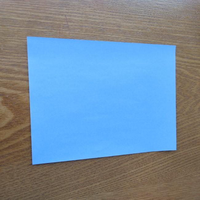 節分のリースの折り方(土台作り) (1)