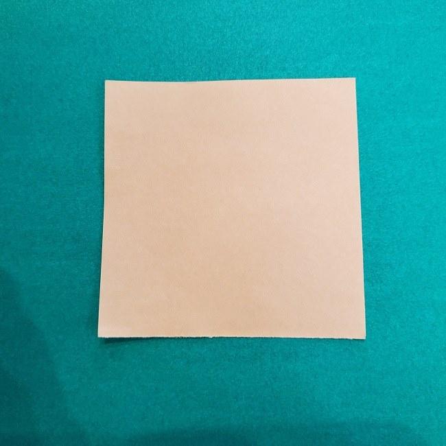 鬼滅の刃★折り紙の折り方 煉獄さん (1)