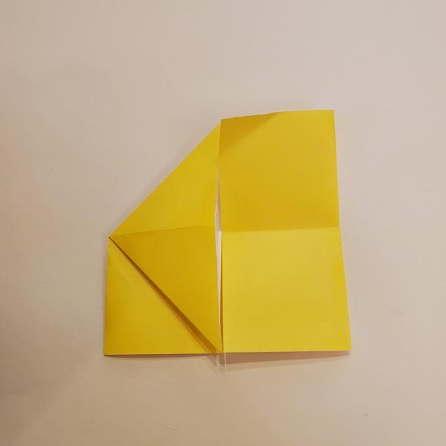 鬼滅の刃★折り紙の折り方 煉獄さん (14)