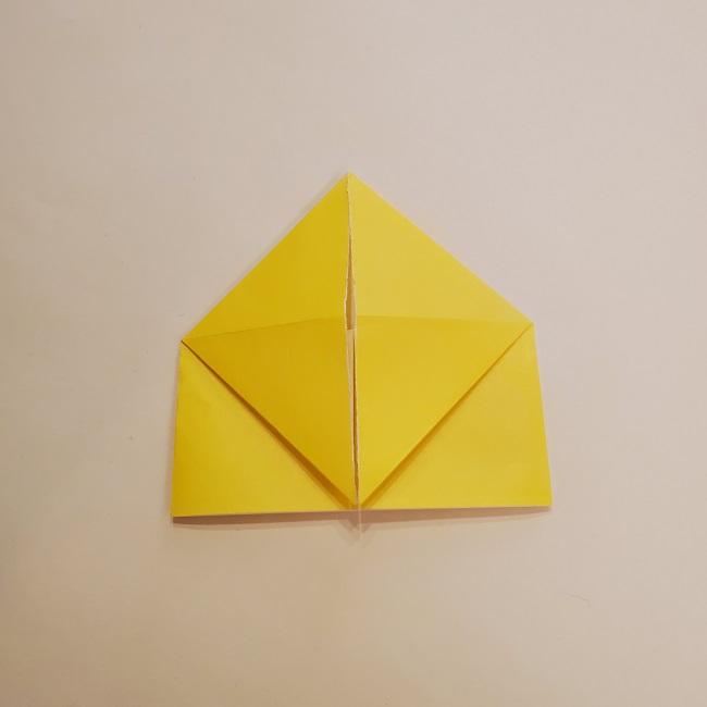 鬼滅の刃★折り紙の折り方 煉獄さん (15)