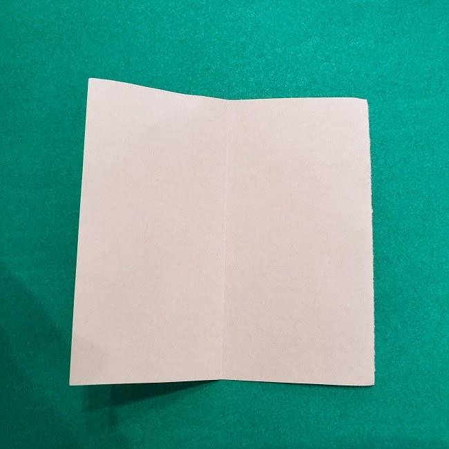 鬼滅の刃★折り紙の折り方 煉獄さん (3)