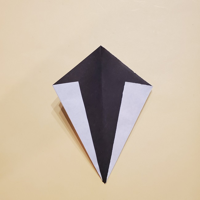 鬼滅の刃★折り紙の折り方 煉獄さん (41)