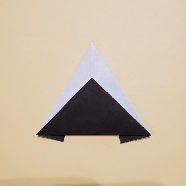 鬼滅の刃★折り紙の折り方 煉獄さん (43)