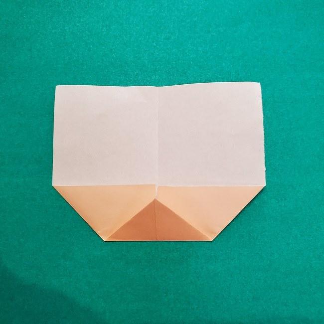 鬼滅の刃★折り紙の折り方 煉獄さん (5)