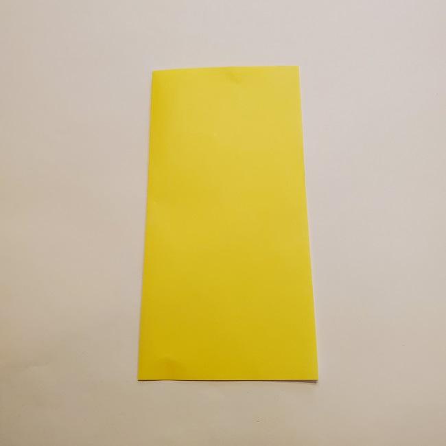 鬼滅の刃★折り紙の折り方 煉獄さん (7)