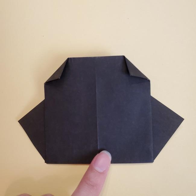 鬼滅の刃(きめつのやいば)の折り紙 無一郎の折り方・作り方 (23)