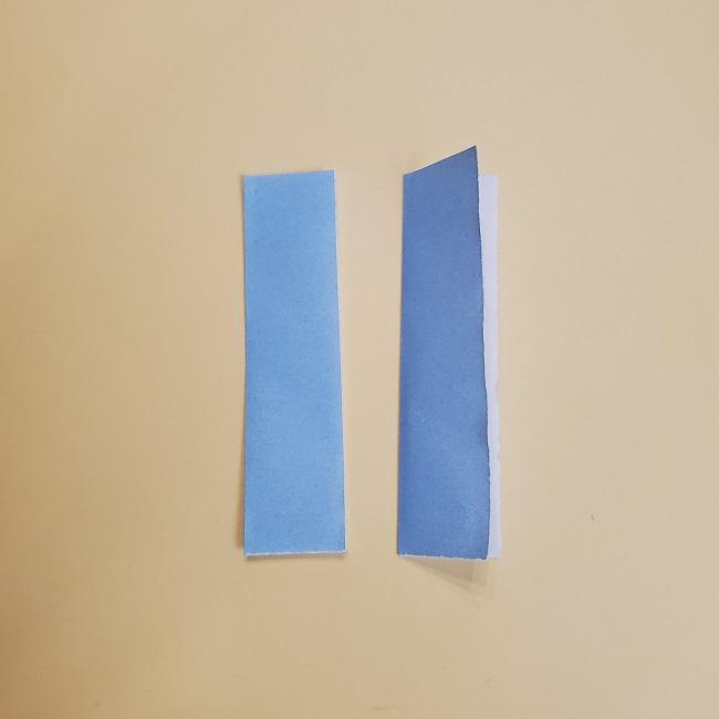 鬼滅の刃(きめつのやいば)の折り紙 無一郎の折り方・作り方 (28)