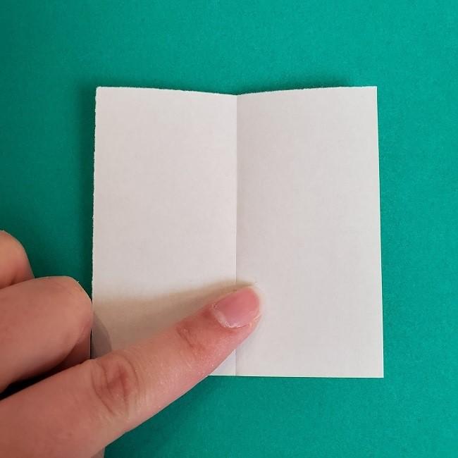 鬼滅の刃(きめつのやいば)の折り紙 無一郎の折り方・作り方 (3)