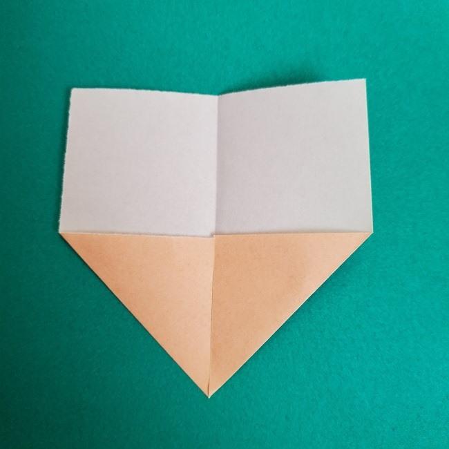 鬼滅の刃(きめつのやいば)の折り紙 無一郎の折り方・作り方 (4)