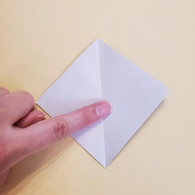 鬼滅の刃(きめつのやいば)の折り紙 無一郎の折り方・作り方 (42)