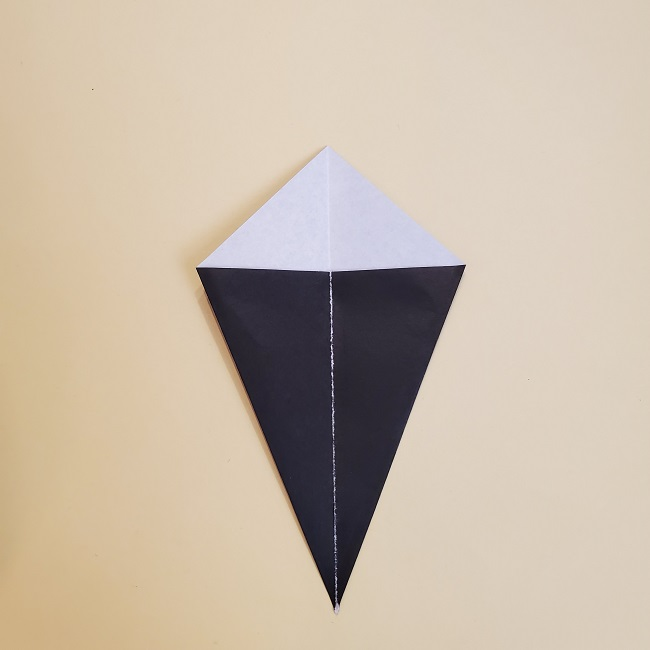 鬼滅の刃(きめつのやいば)の折り紙 無一郎の折り方・作り方 (43)