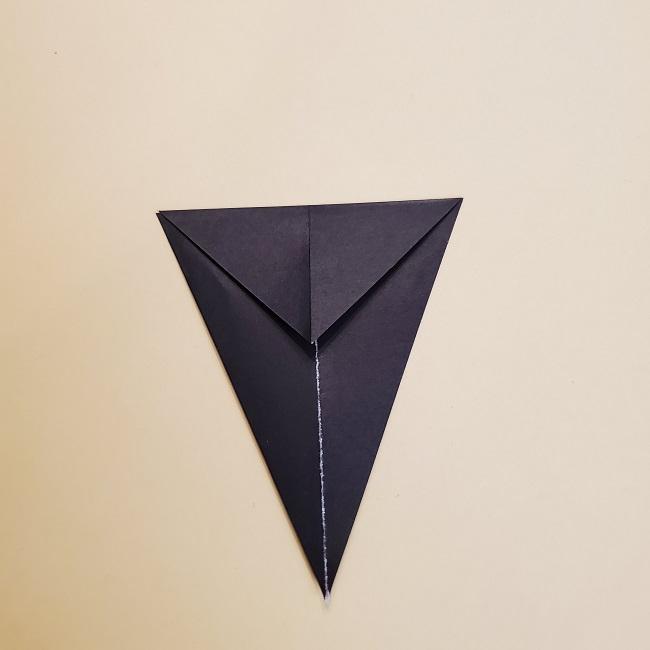 鬼滅の刃(きめつのやいば)の折り紙 無一郎の折り方・作り方 (44)