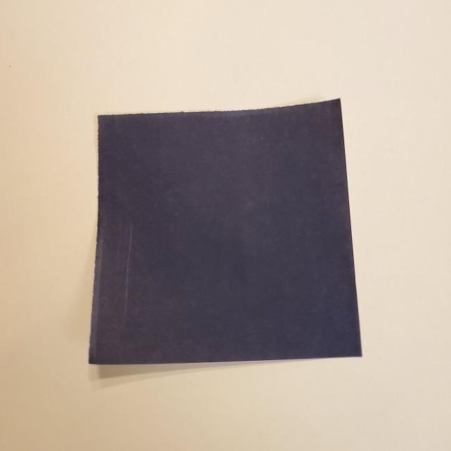 鬼滅の刃(きめつのやいば)の折り紙 無一郎の折り方・作り方 (45)